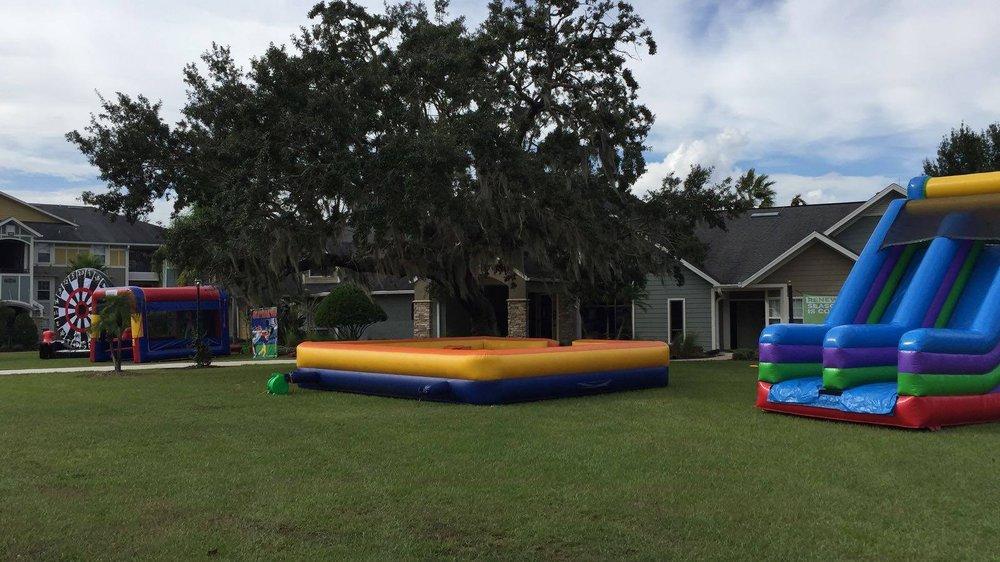 Bounce Orlando: 2922 Forsyth Rd, Winter Park, FL