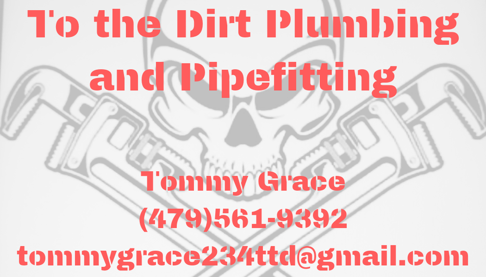 To The Dirt Plumbing & Pipefitting: 1900 S M St, Fort Smith, AR