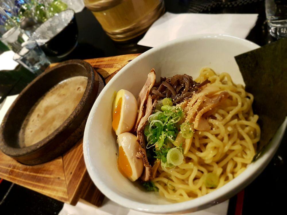Kiu Japanese Restaurant Markham Menu