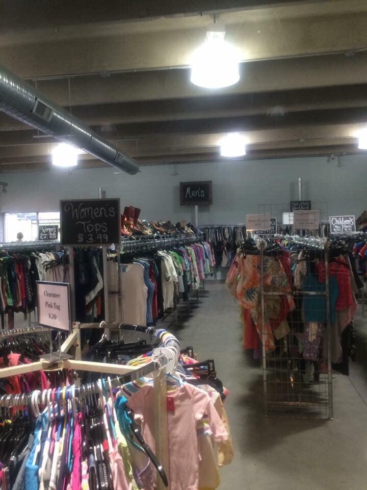 The Dream Center Resale Store - Easley: 5553 Calhoun Memorial Hwy, Easley, SC