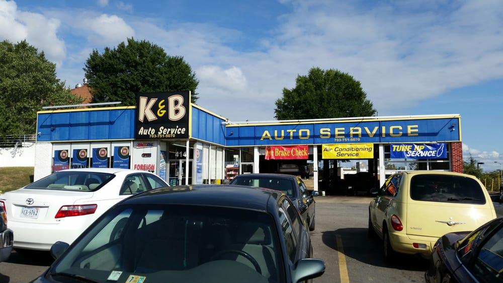 B And B Auto >> K B Auto Service 14 Photos 96 Reviews Auto Repair 414 S
