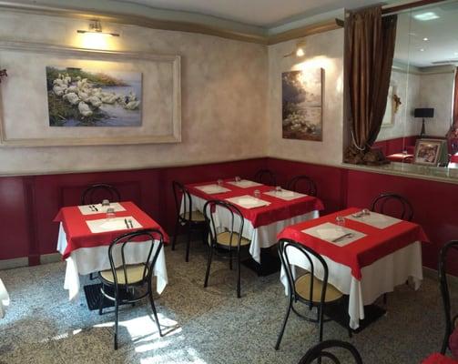 Capolinea Novate Milanese.Osteria Capolinea Lumbard Via Giacomo Matteotti 12