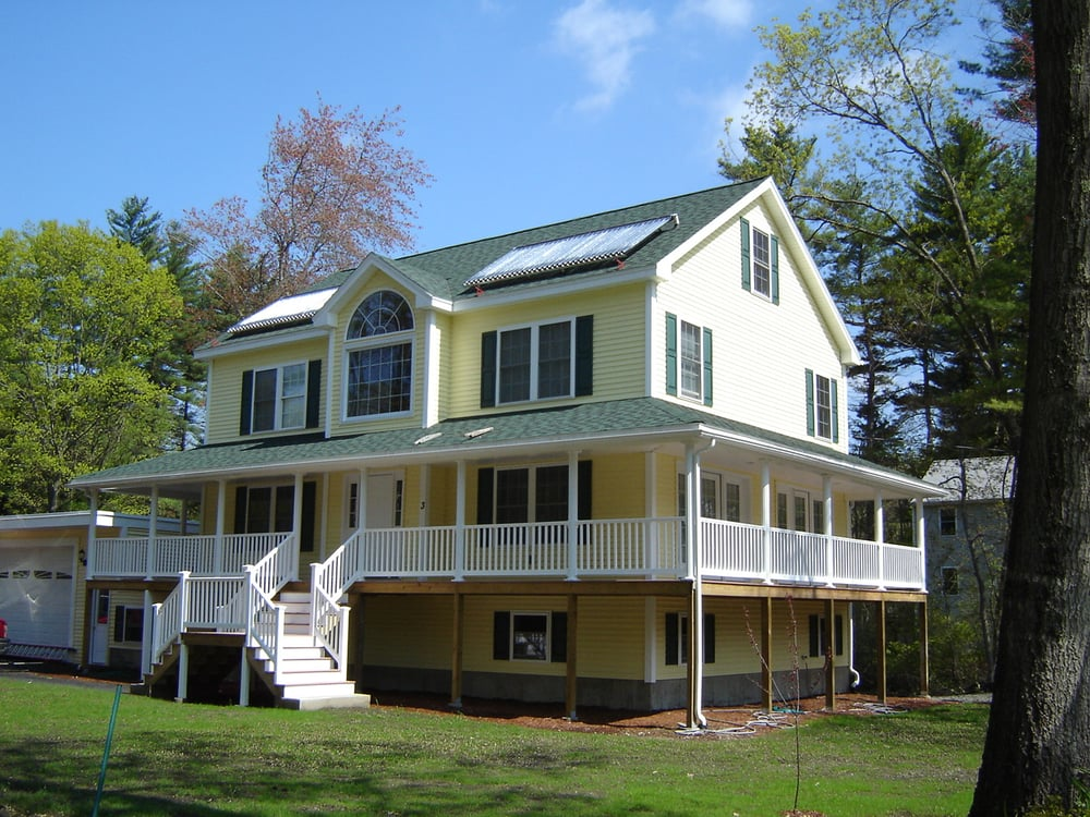 Custom home yelp for Exterior painting wilmington ma