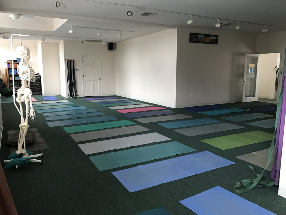 The Health Advantage Yoga Center: 1041 Sterling Rd, Herndon, VA