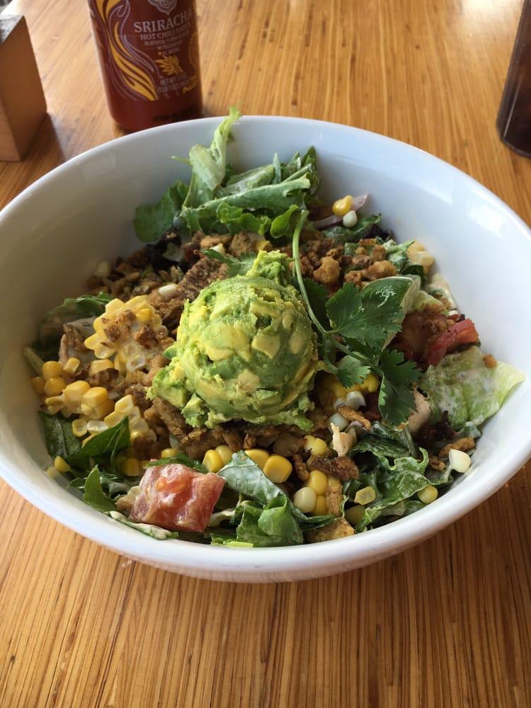 New Chicken Vera Cruz Salad Rip My Most Favorite Noodles Company