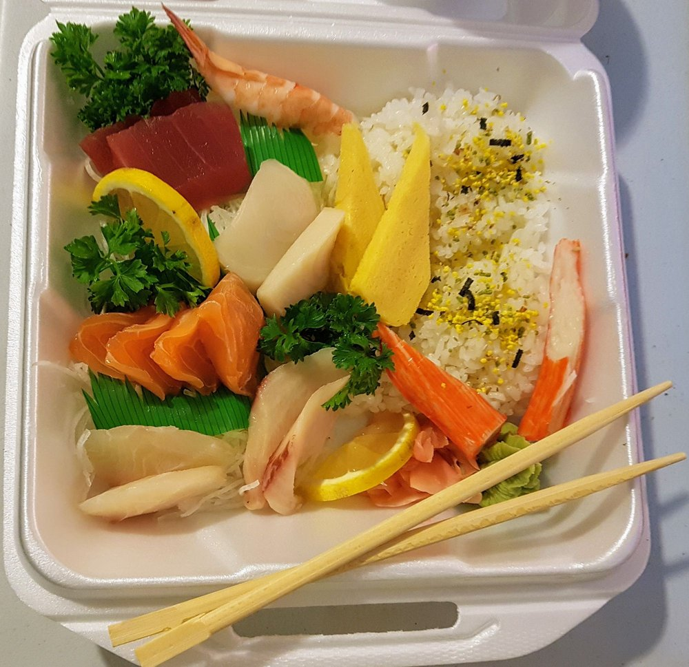 The Sushi California: 128 University Avenue W, Windsor, ON