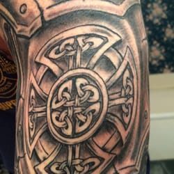 Photo Of Randy Adams Tattoo Studio Fort Worth Tx United States Celtic