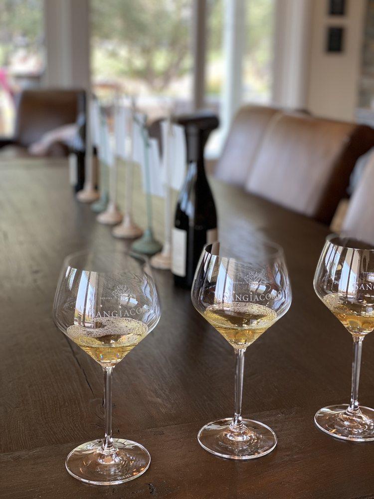 Sangiacomo Family Wines: 21545 Broadway, Sonoma, CA