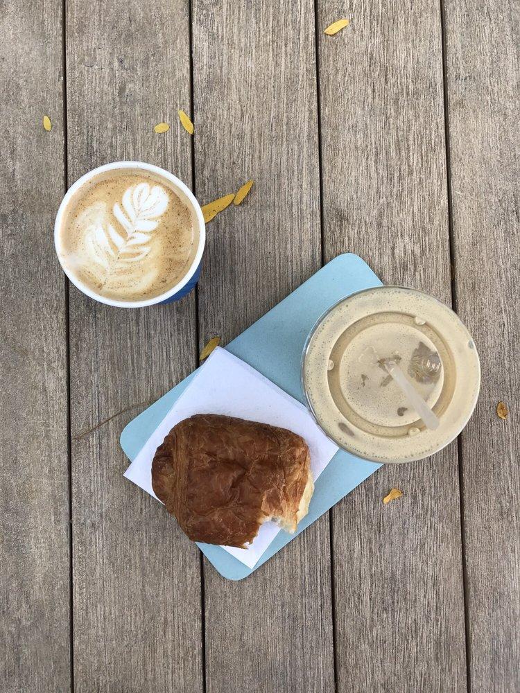 Blue Boat Coffee: 106 N Main St, Leland, MI