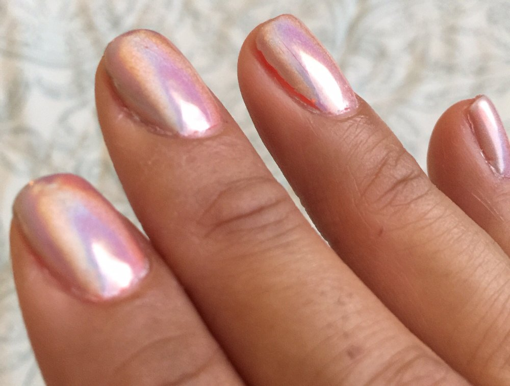 Not worth my $50 for Chrome nails! - Yelp