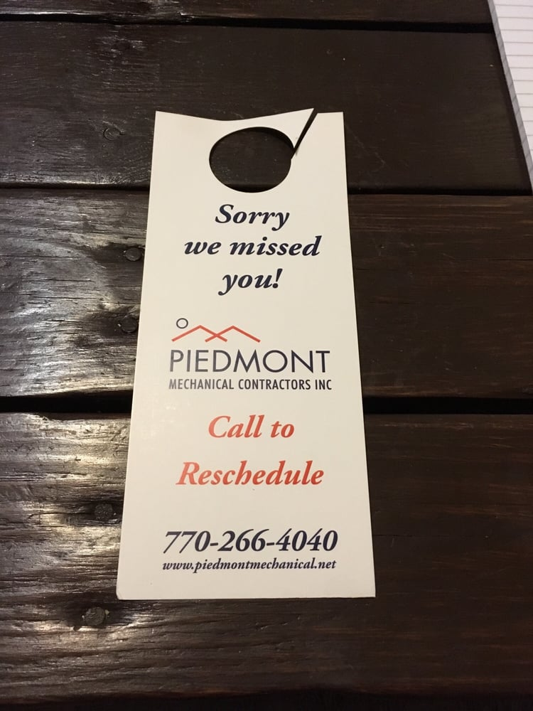 Piedmont Mechanical Contractors: 804 Garmon Park Ct, Loganville, GA