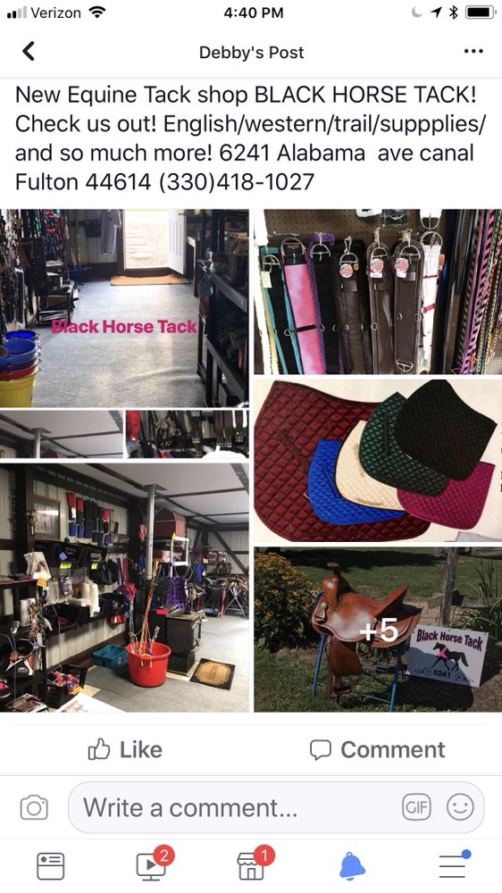 Black Horse Tack & Supply - 2019 All You Need to Know BEFORE