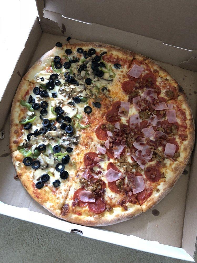 Rubino's Pizzeria: 2415 Centreville Rd, Herndon, VA