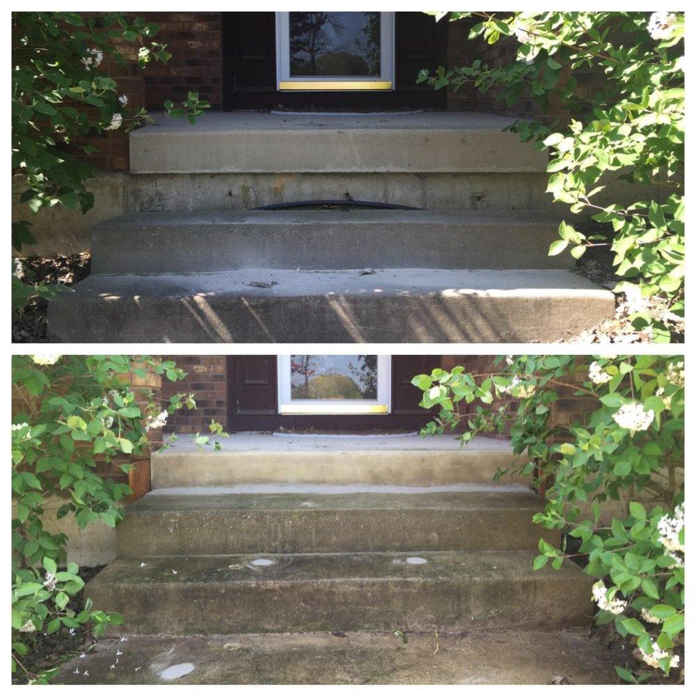 B & B Concrete Lifting: 215 N 2nd Ave, St. Charles, IL