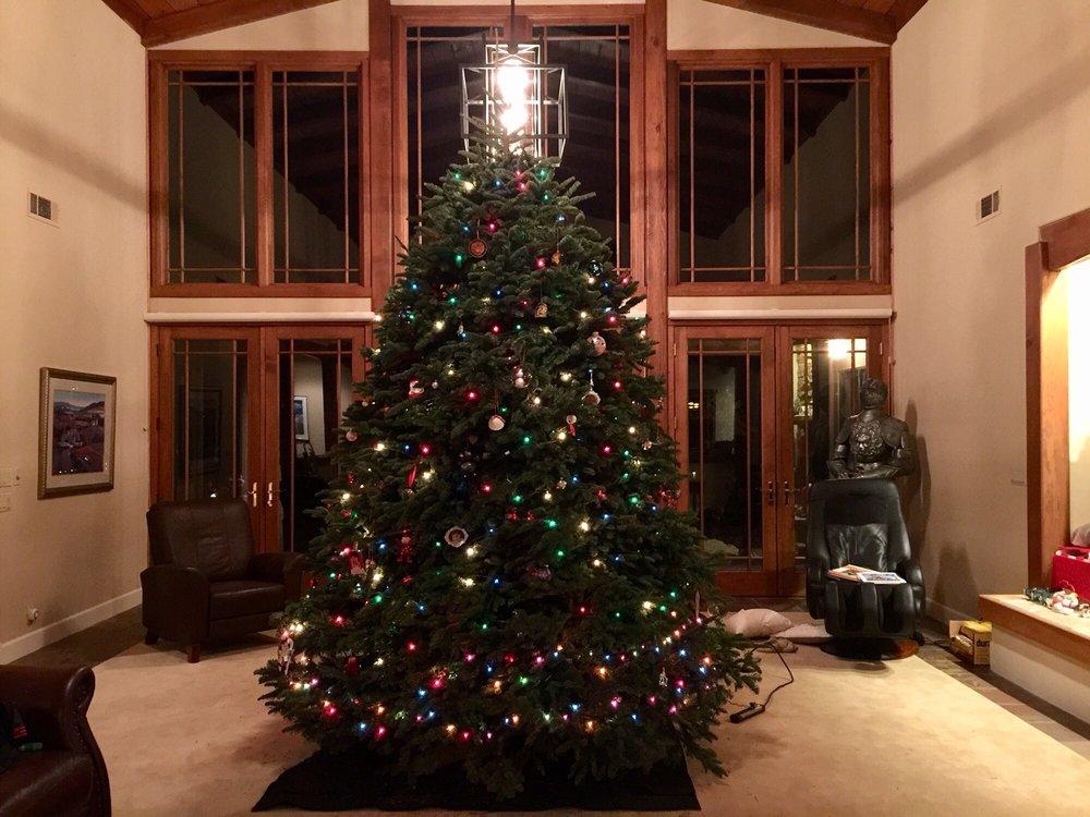 Frosty Acres Christmas Tree Lot: 260 Green Valley Rd, El Dorado Hills, CA