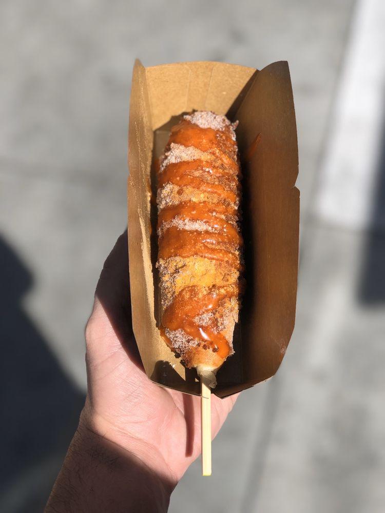 Myungrang Hot Dog: 6970 Beach Blvd, Buena Park, CA