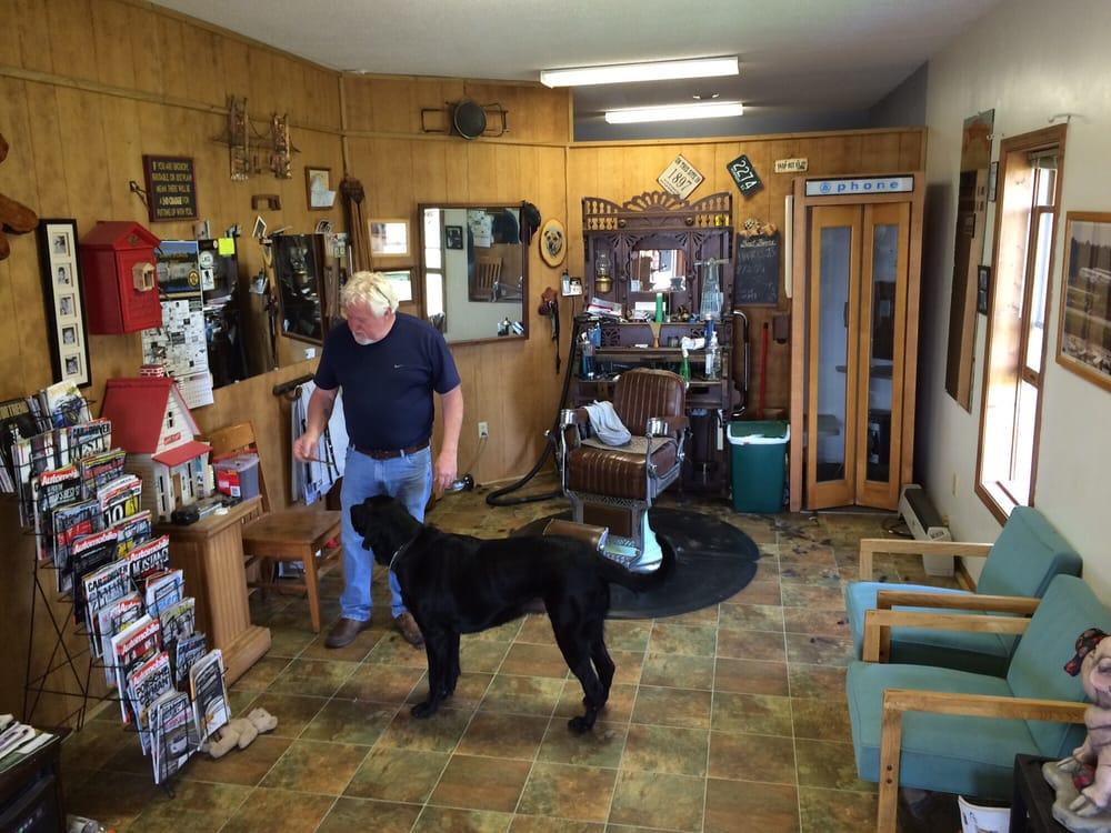 The Barber's Chair: 95 Nellie Jones Rd, Bracey, VA