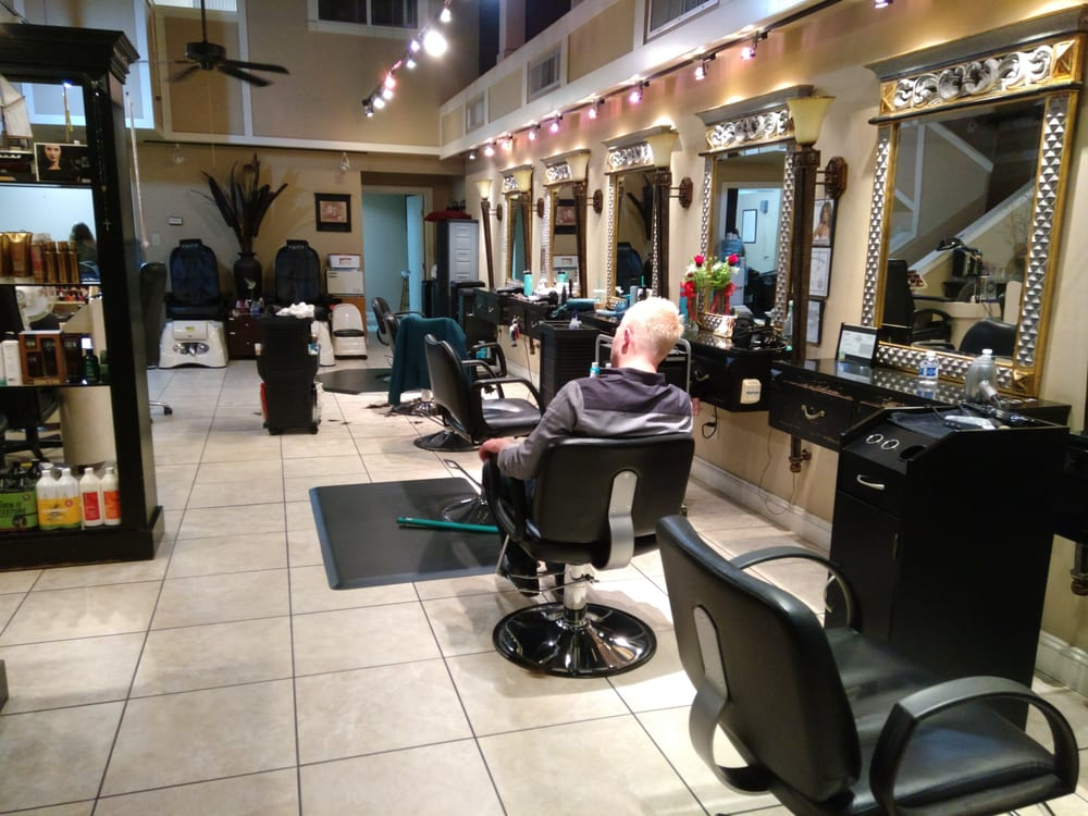 right side of salon yelp