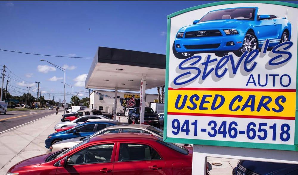 Steve\'s Auto Sales - Car Dealers - 910 Cattlemen Rd, Sarasota, FL ...