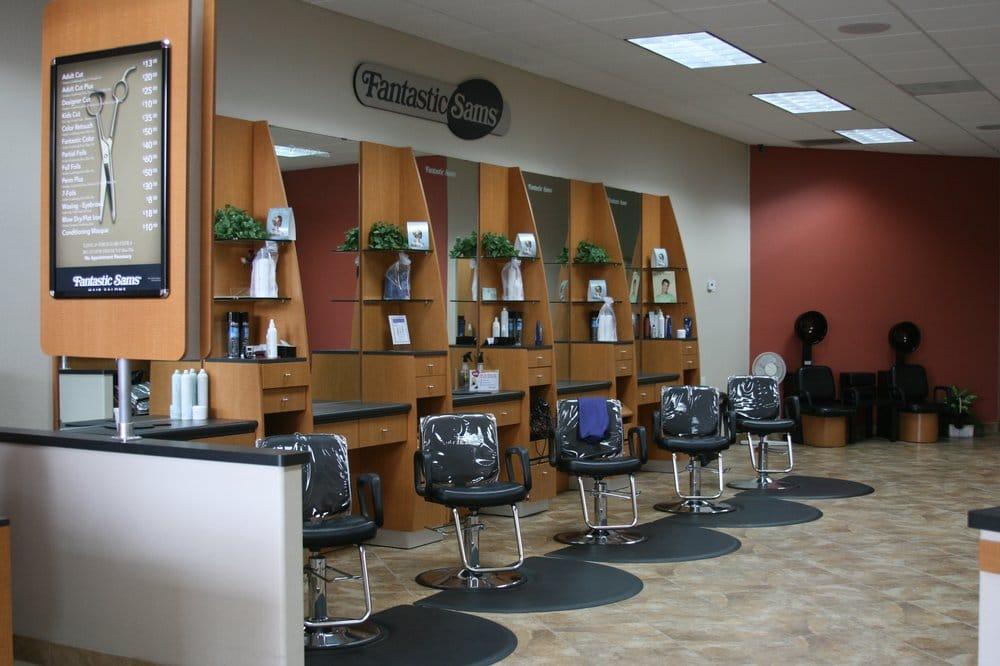 Fantastic sams hair salon closed 11 reviews hair for Sams salon