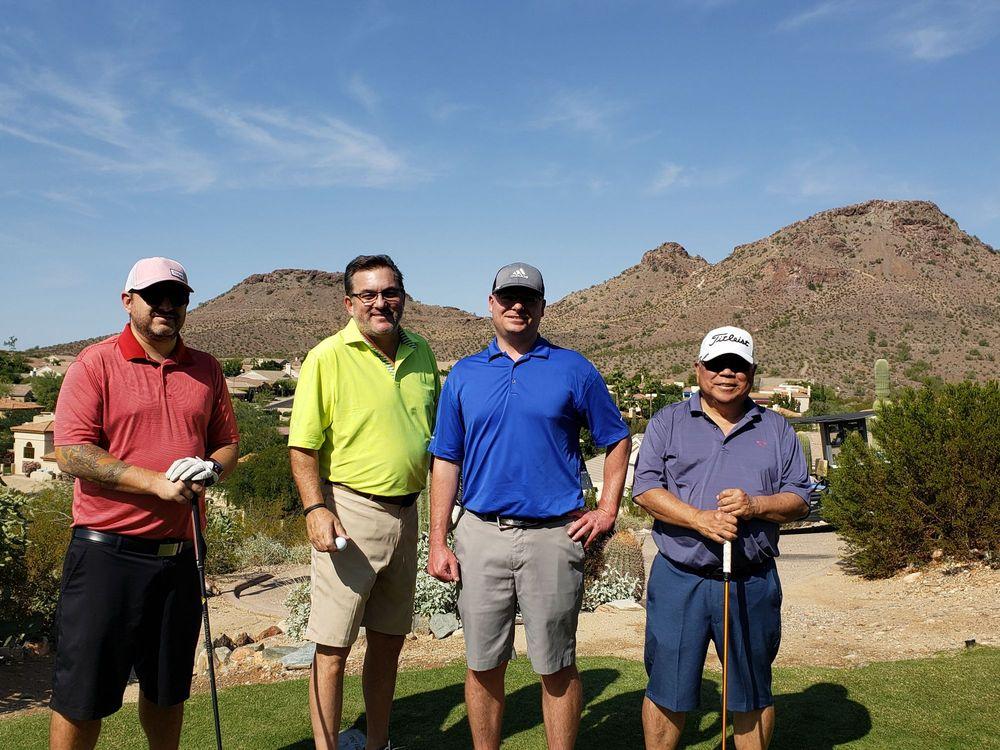 Lookout Mountain Golf Club: 11111 N 7th St, Phoenix, AZ