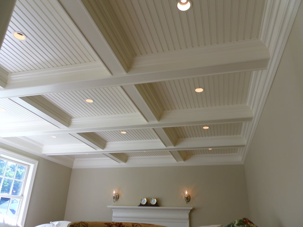 Recessed Lighting Tray Ceiling and Wall Sconce Lights - Yelp