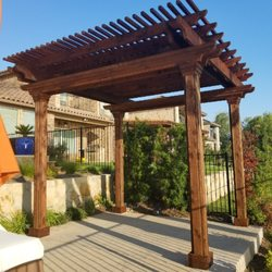 Charmant Photo Of DFW Fence Contractor   Fort Worth, TX, United States. Cedar Pergola