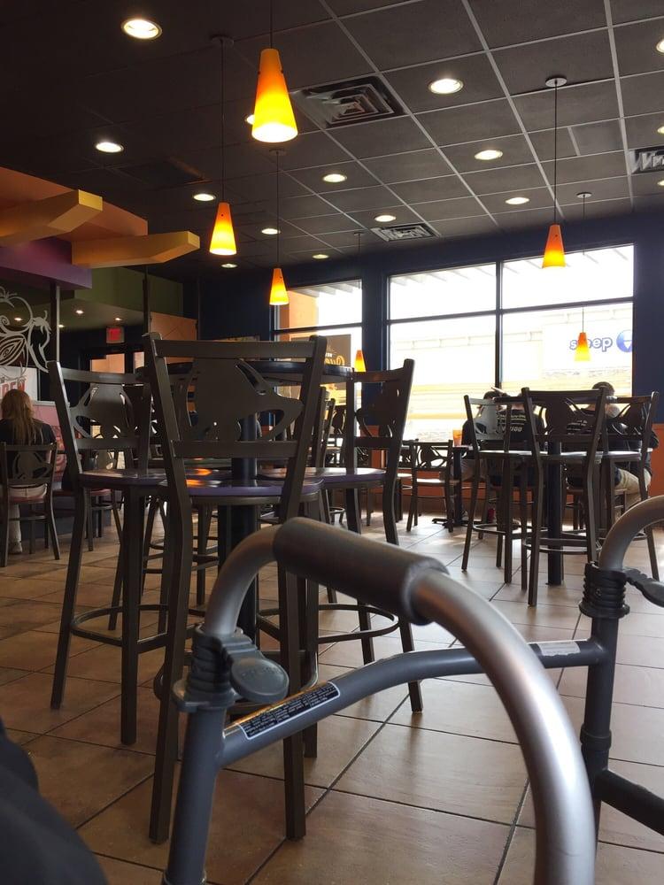 Taco Bell: 2230 North Rock Rd, Wichita, KS