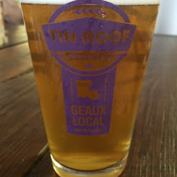 Perfect Photo Of Tin Roof Brewing   Baton Rouge, LA, United States. Blonde