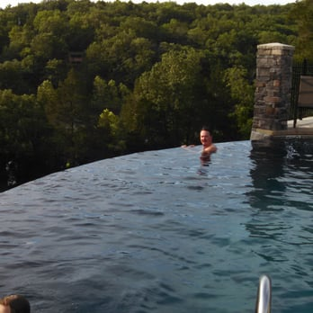 photo of alpine lodge branson mo united states at the infinity pool united states e15 infinity