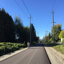Arbutus Greenway Parks West King Edward Avenue