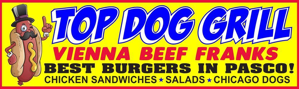 Top Dog Grill: 5114 US Hwy 19, New Port Richey, FL