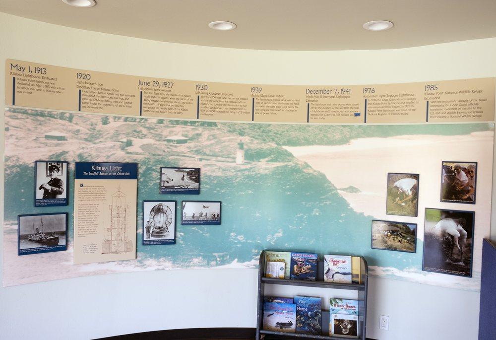 Kilauea Lighthouse: Kilauea, HI