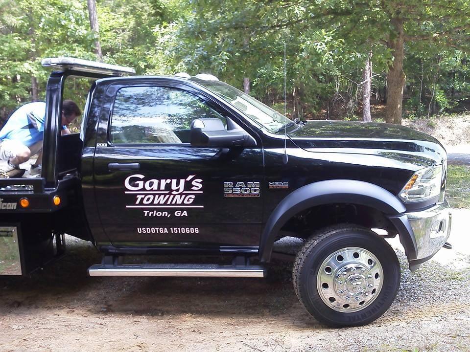 Gary's Towing: 146 Rose Cir, Trion, GA