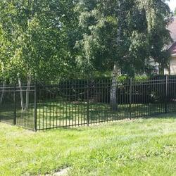 Photo Of Backyard Fence   Colonie, NY, United States. My New Fence!