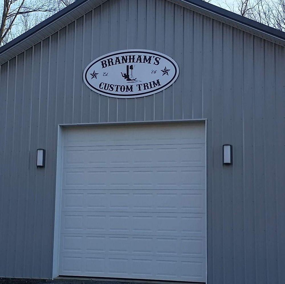 Branham's Custom Trim: 15378 Belle Isle Rd, King George, VA