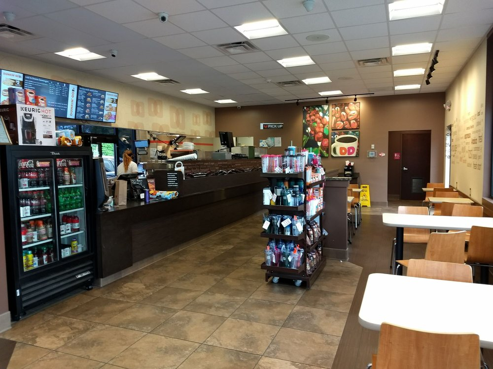 Dunkin': 2804 20th Ave, Valley, AL
