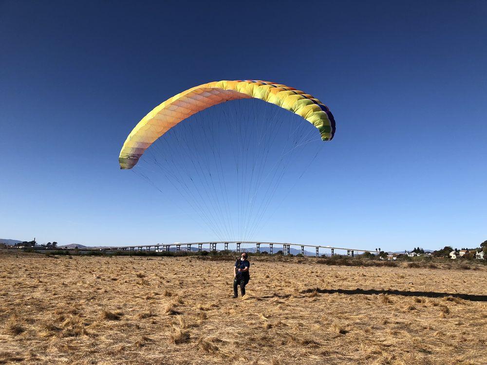 Penguin Paragliding: Vallejo, CA