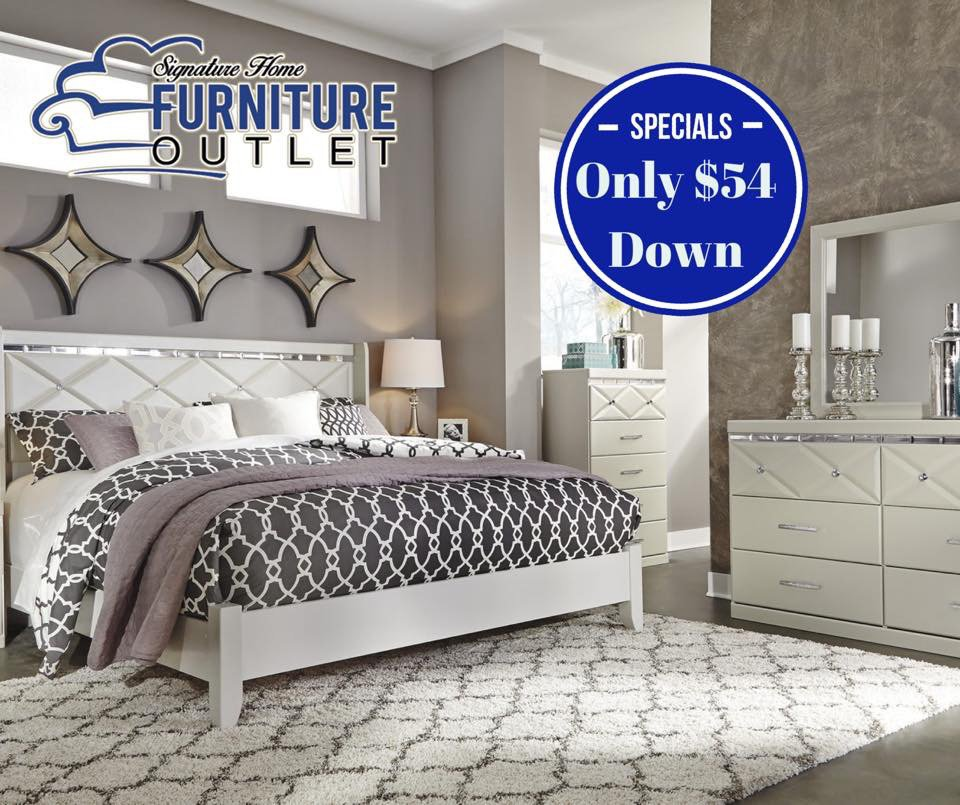 Signature Home Furniture Outlet: 1144 N Plano Rd, Richardson, TX