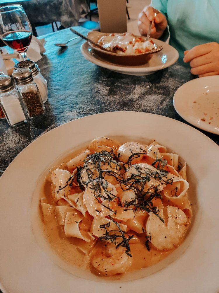 Mountain View Italian Kitchen: 3199 Northfork Rd, Ironto, VA
