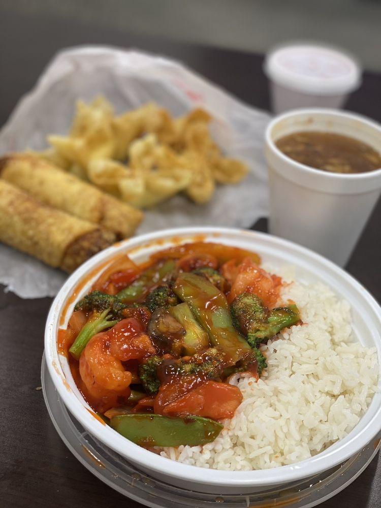 China Garden Restaurant: 610 Ring Rd, Harrison, OH