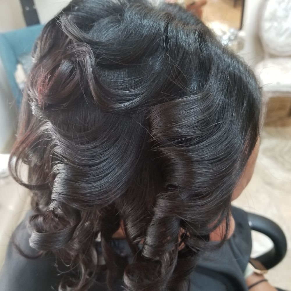 Ambience Hair Care Contour: 3612 S Cooper St, Arlington, TX
