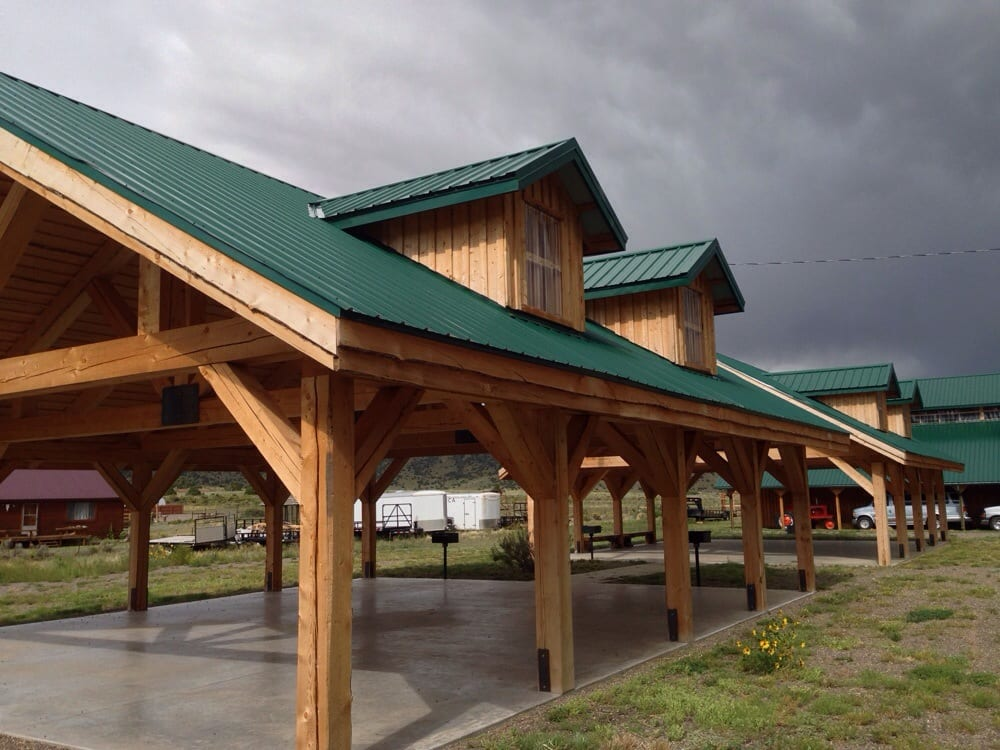 Quality Timbers & Wood Products: 10725 Hwy 285, Antonito, CO