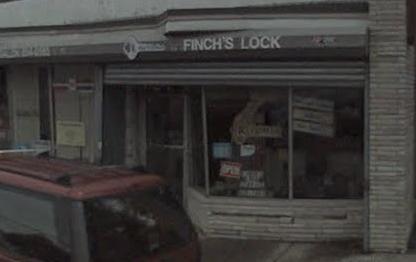 Finch's Lock Service: 79 S Main St, Norwalk, CT