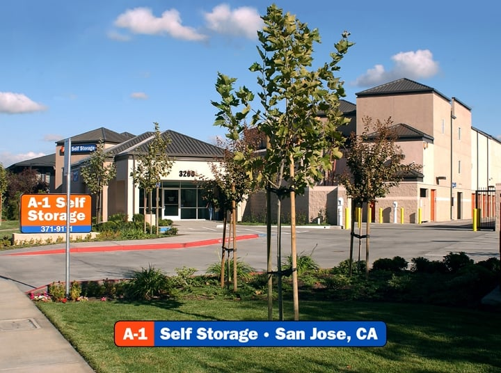 A-1 Self Storage: 3260 S Bascom Ave, San Jose, CA