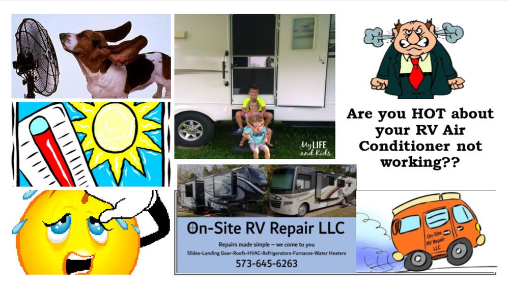 On-Site RV Repair: Jefferson City, MO