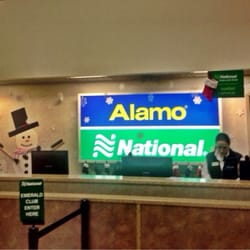 Alamo Rental Car Airport Shuttles 1901 Terminal Cir