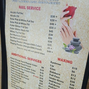Us Nail Spa Irving Tx
