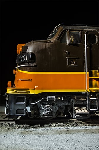 Iowa Pacific Train to Christmas Town - Yelp