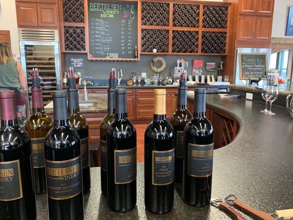 Bertelsen Winery: 20598 Starbird Rd, Mount Vernon, WA